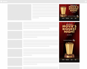 Academy of Motion Picture Arts and Sciences - Online Advertising