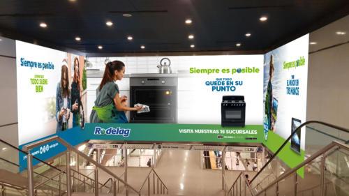 MONTAJE METRO DE PANAMA