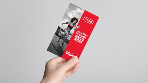 LTE Pro campaign flyer