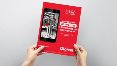 LTE Pro campaign A4