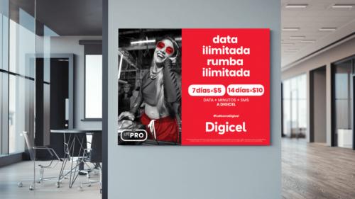 LTE Pro campaign banner